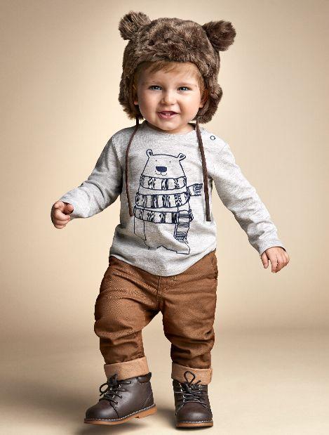 Kids | Baby Boy Size 4m-2y | Tops & T-shirts | H&M GB