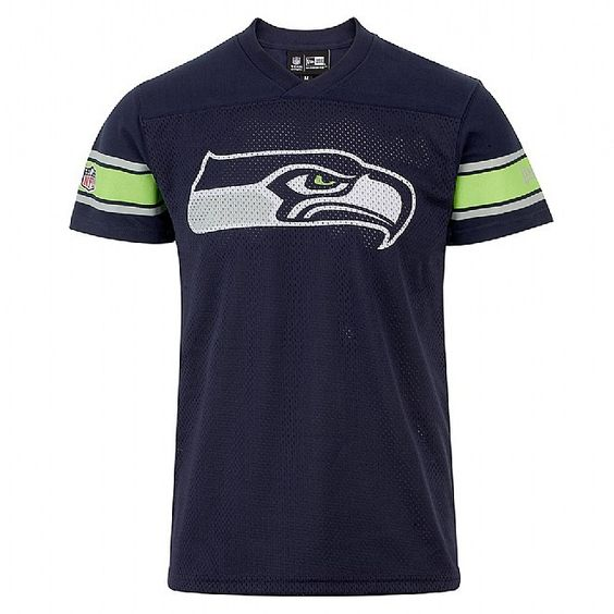 Jersey New Era supporter NFL Seattle Seahawks   http://touchdownshop.fr/jersey/56-jersey-new-era-supporter-nfl-seattle-seahawks.html