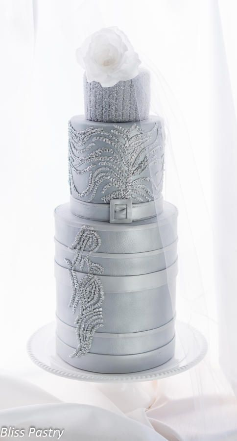 EDITOR'S CHOICE (02/27/2015) Dior Inspired Fashion Cake by Bliss Pastry View details here: http://cakesdecor.com/cakes/183811-dior-inspired-fashion-cake