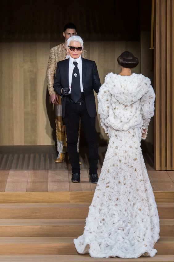 Chanel Couture spring/summer 2016  - HarpersBAZAAR.co.uk: