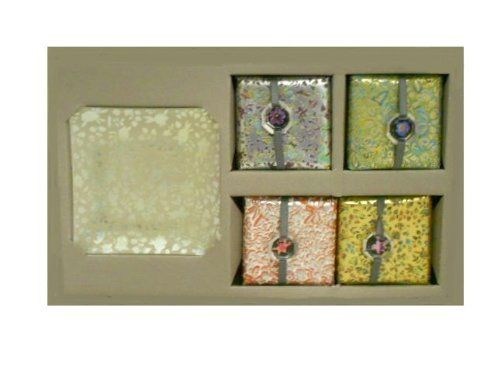 ($19.89) Fringe Lemon Verbena Soap Set with Glass Tray  From Fringe   Order it here: http://astore.amazon.com/claireturn78-20/detail/B007A3H4FO/180-6971914-5290010