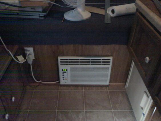 Window Ac Unit Conditioning And Window On Pinterest