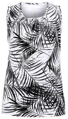 Pin for Later: Diese Palmen-Prints werden euch in tropische Stimmung versetzen  Top mit Palmen-Druck (30 €)