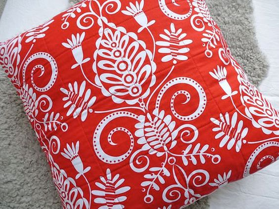 Scandinavian Style Pillows : Scandinavian christmas, Christmas pillow and Scandinavian style on Pinterest