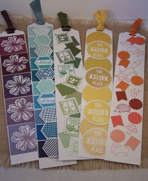 2014 In Colors Stampin Up: Stampin' Up! Color Comparisons Including 2014-2016 In