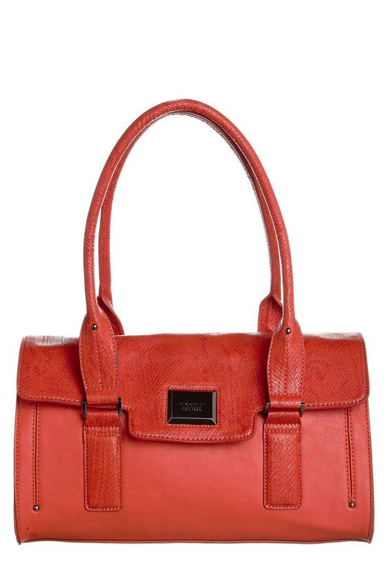MARY CHERYL - Handtasche - red