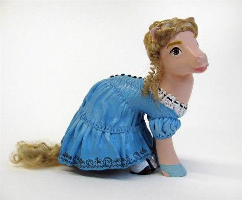 my little spock pony | Alice+Pony+e1341907973957+My+Little+Pony+Transformed+Into+Geek+Icon ...