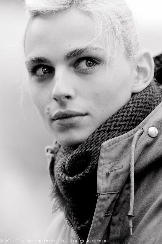 Andrej Pejic-a high fashion male model. His unique ...