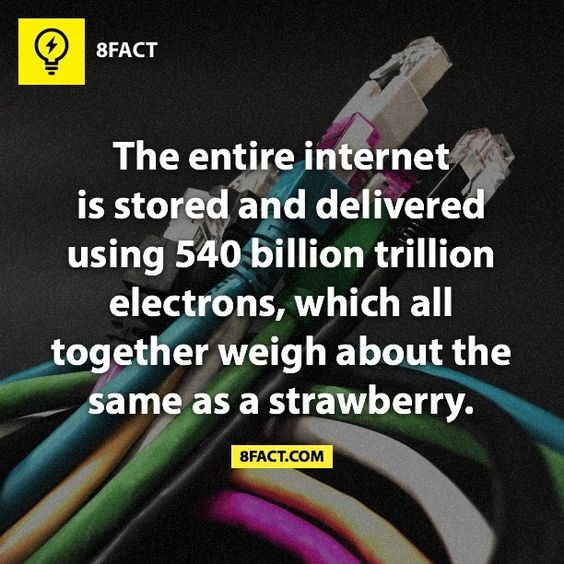 Interesting facts about the internet http hide my ip for Interesting facts about crack