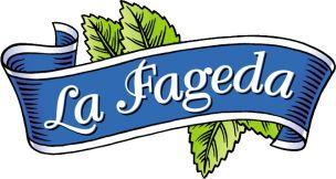 Bacallà al forn amb melmelada de pebrots vermells La Fageda i llit de patata i ceba - La Fageda