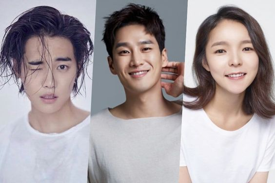 Ahn Bo Hyun, ONE, And More Join tvN Rom-Com Starring Park Min Young And Kim Jae Wook