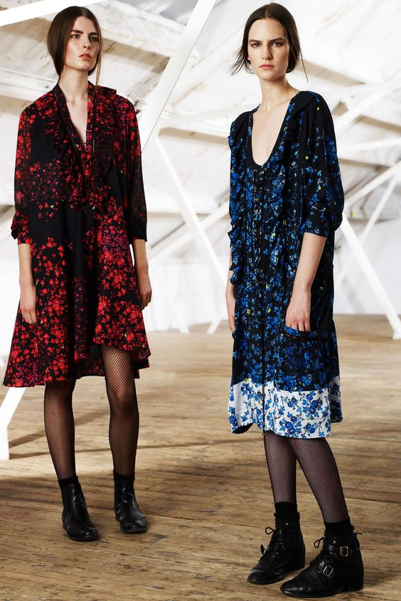 Preen Line | Fall 2014 Ready-to-Wear Collection | Style.com
