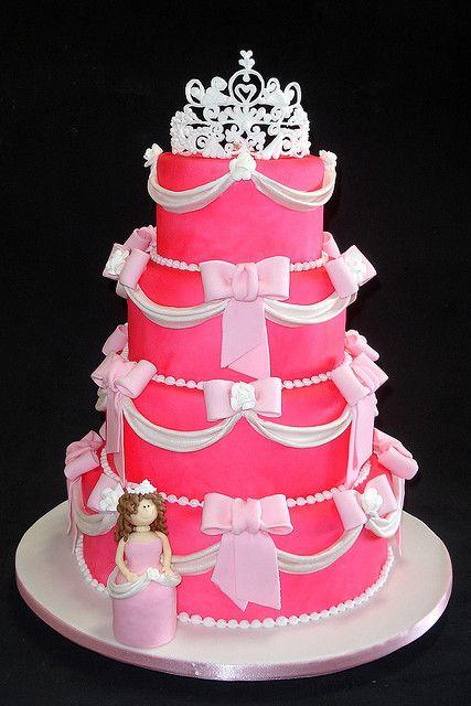 ... cake shop hot pink flowers princess cakes fancy cakes aurora chocolate