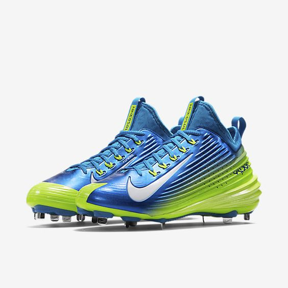 Nike Lunar Vapor Trout Spectrum Men\u0027s Baseball Cleat