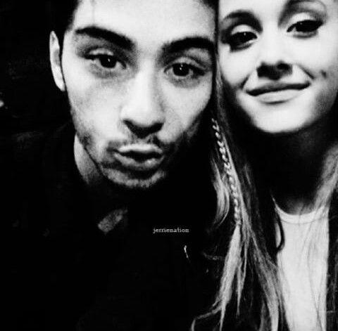 Ariana Grande And Zayn Malik