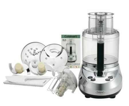 Cuisinart MP-14N Limited-Edition 14-Cup Food Processor: Kitchen & Dining: Amazon.com The best among cuisinart but was a limited edition - unavailable now. Elite comes second best