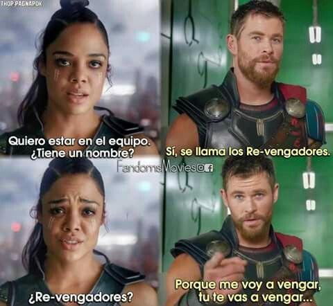 Thor Ragnarok Fraces De Peliculas Frases Peliculas Y