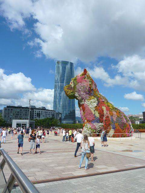O meu pensamento viaja: Da  viagem, ainda ... ainda - Bilbao!