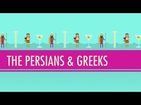In which John compares and contrasts Greek civilization and the Persian Empire. Of course we're glad that Greek civilization spawned modern western civilization, right? Maybe not. From Socrates and Plato to Darius and Xerxes, John explains two of the great powers of the ancient world, all WITHOUT the use of footage from 300.    Resources:    The His...