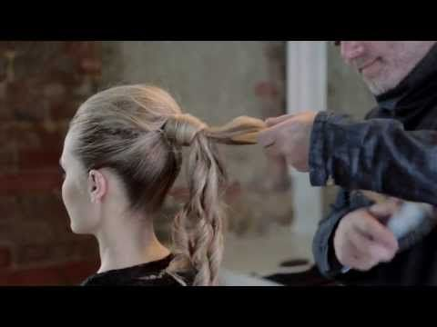 How to Create.. The Playful Pony with the BaByliss PRO Perfect Curl - YouTube