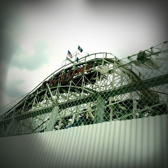 The Cyclone!