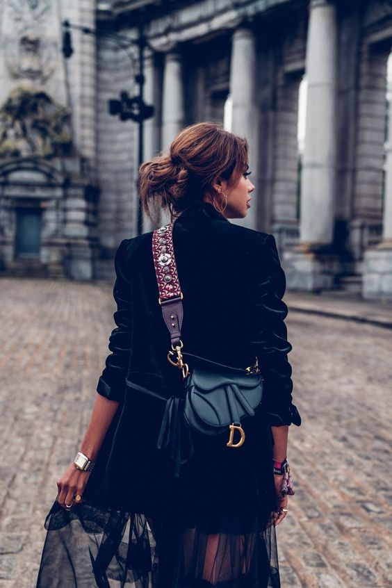 The VivaLuxury | All About Accessories :: Dior Saddle Bag