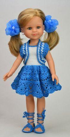 Испанские куклы Paola Reina: