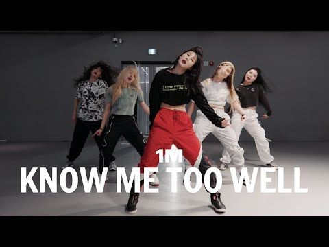 New Hope Club Danna Paola Know Me Too Well Tina Boo Choreography Youtube New Hope Club New Hope Choreography