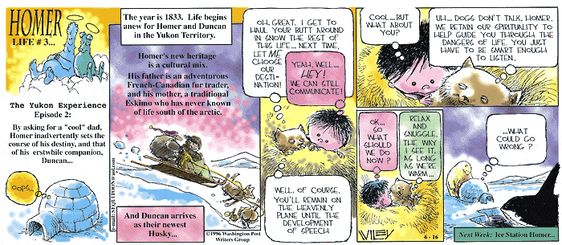 ❤ =^..^= ❤  Non Sequitur Comic Strip, June 16, 1996 on GoComics.com
