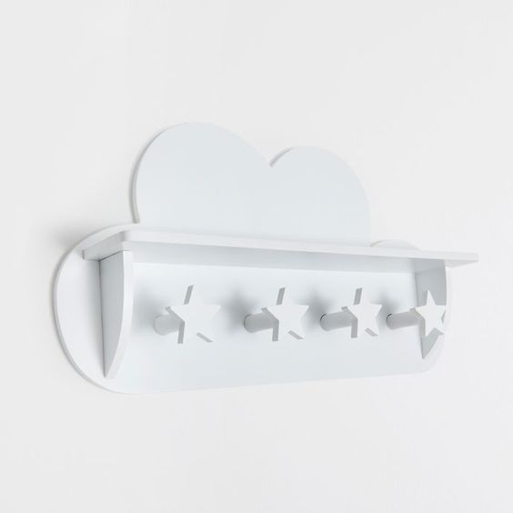 CLOUD WALL HOOK - Hangers and Hooks - Decoration | Zara Home United Kingdom
