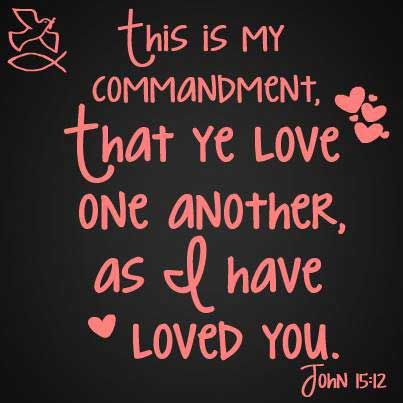 The Love Commandment in the New Testament-- Part One