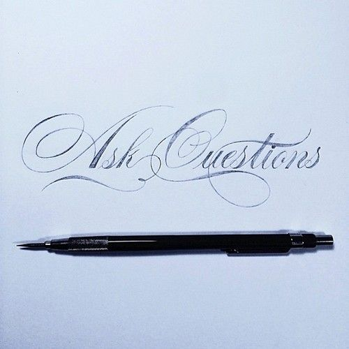 Lettering craft 9 New lettering inspirations from around the...