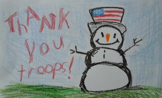 The Air Force Wife: Operation Gratitude's Holiday Greeting Card Design Contest!