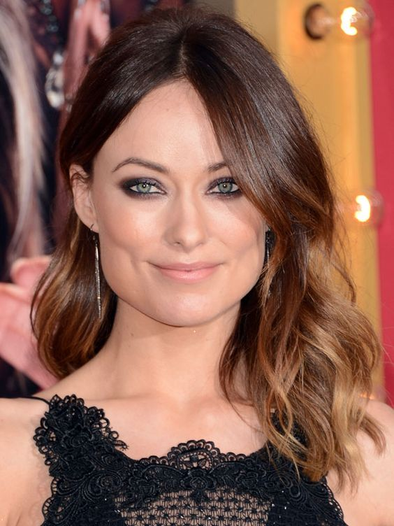 Loved Olivia Wilde's soft waves here? This is how you get 'em (it's not that hard!)