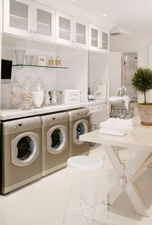 Laundry Room Organization | Utility Rooms Organization: Great Laundry Room Design Ideas – Dmada