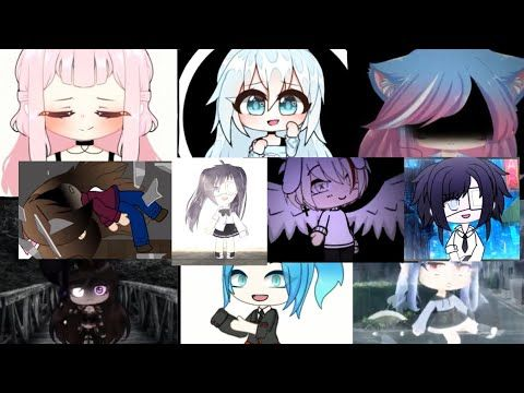 Top 10 Best Gacha Memes Part 1 Youtube Anime Anime Characters Youtube