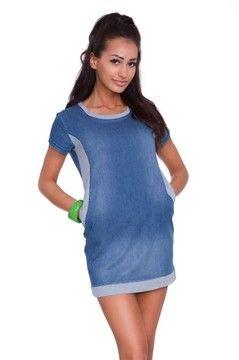Jeansowa Odziez Damska Strona 32 Allegro Pl Wiecej Niz Aukcje Najlepsze Oferty Na Najwiekszej Platformie Handlowej Fashion Dresses Mini Dress