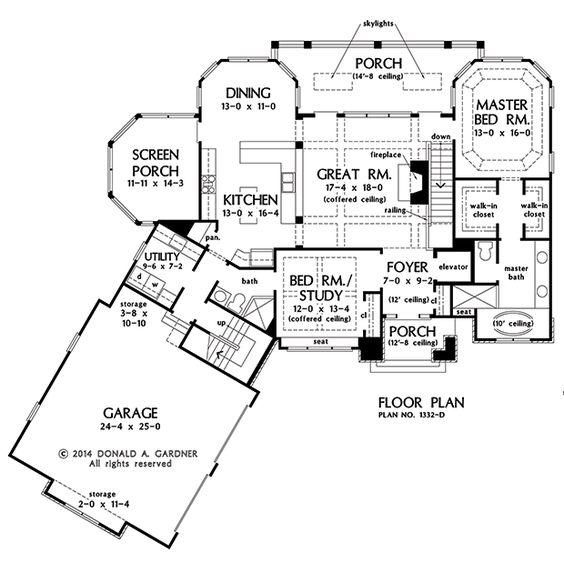 New Hillside Walkout Plan The Westlake 1332 D
