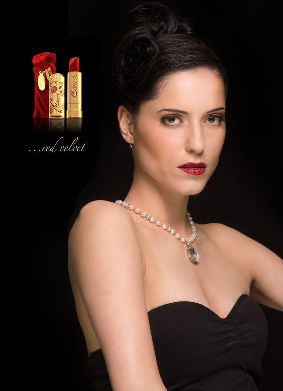 Bésame Red Velvet Lipstick – 1946 -Agent Carter Carter