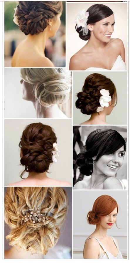 Lots of beautiful ideas for the wedding