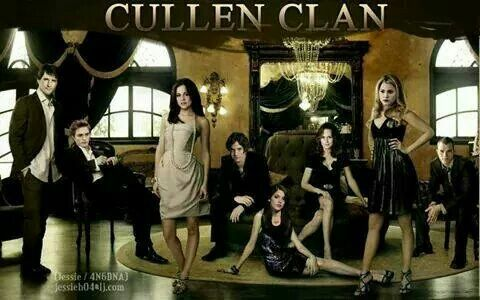 The cullen clan