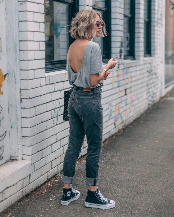 rendimiento superior zapatos para baratas buscar genuino 15 Outfits que puedes usar para ir a la universidad | Ropa de moda ...