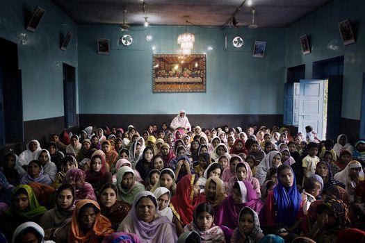 Marco Gualazzini »Insha Allah - Christians in Pakistan«