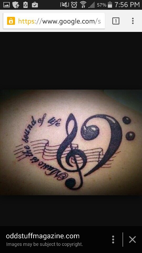 For someone who loves music