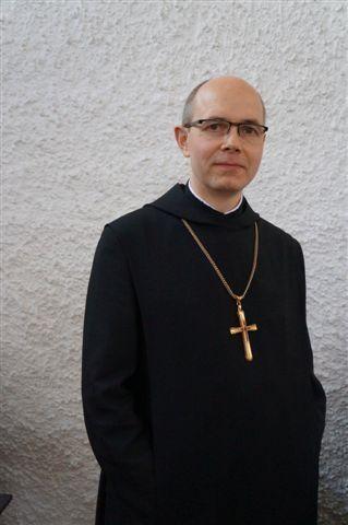 Abt Aloysius Althaus OSB,  Abtei Könisgmünster