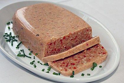 Pimento 'Käse' (Rezept mit Bild) von Vollwert-Drauf   Chefkoch.de