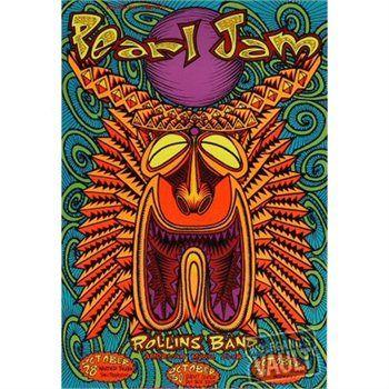 Vintage PJ Poster (drool)