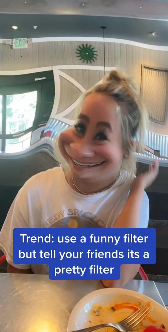 Mads Maddiehen02 Official Tiktok Watch Mads S Newest Tiktok Videos Some Funny Videos Funny Filters Told You So