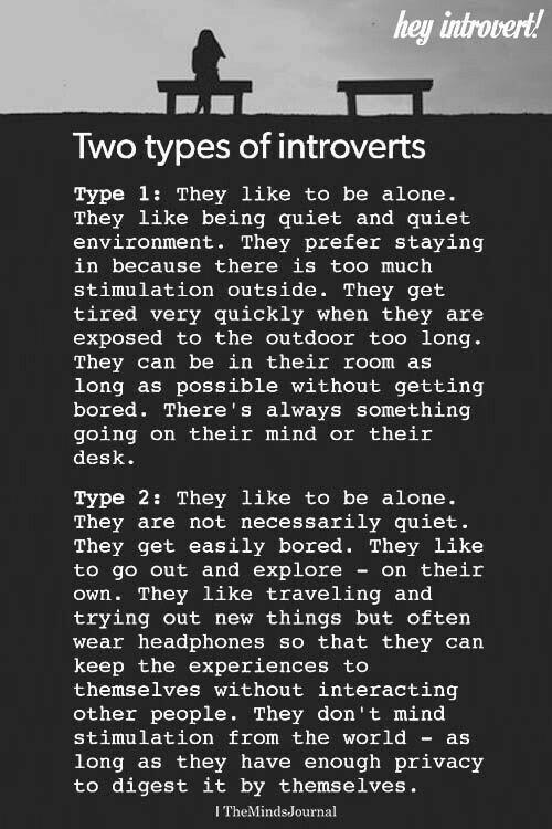 Introvertedextrovert Introvertedextrovert Sensitive