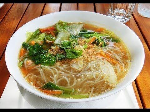 Resep Bihun Kuah Super Sedap Paling Enak Dan Praktis Youtube Resep Masakan Makan Siang Makan Siang Sehat
